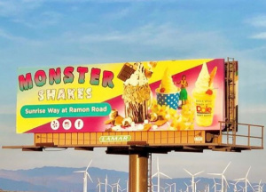 Franchisable Monster Shakes in Palm Springs - $240K  YTD Sales