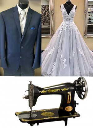 Formal Wear and Bridal Rentals Tailoring and Sales