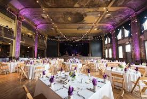 Event Management & Catering in Unique Facility