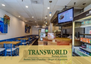 Gyros and Salads Restaurant for Sale in Coral Gables