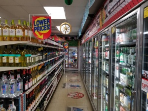 Liquor and Package Goods Store
