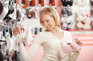 Profitable established high end women's lingerie store