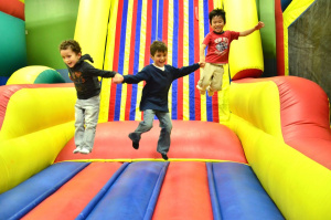 Indoor Trampoline/Bounce Center with Seller Financing available!