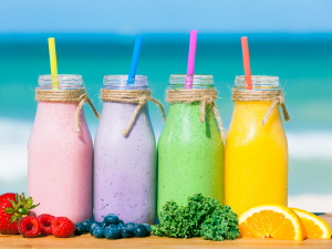 Franchise Smoothie Business