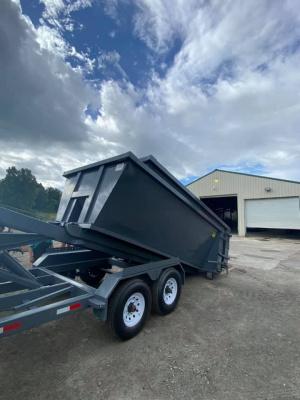 Construction Rolloff Dumpster Franchise Oppty