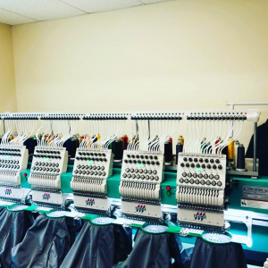 High Quality Embroidery/Screen Print Business