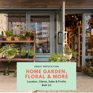 Home Garden, Floral & More Store