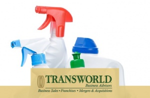 Owner Absentee Janitorial Supplies Business