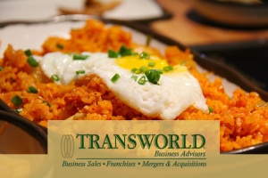 Busy Fast Casual Restaurant