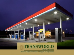 86140-RB Unbranded Gas Station with property in Nelson
