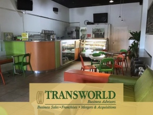 Bubble Tea Cafe Lounge and healthy restaurant located in Doral