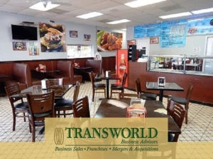 Pizza, wings, subs & Cafe Restaurant for Sale