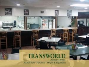 Latin American Restaurant located in busy neighborhood plaza