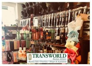 Quaint Beauty Supply Store in Fayette County For Sale!