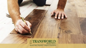 218486-RP Established Profitable Flooring Company in Central VA