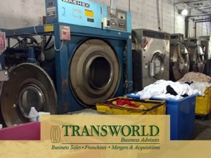 Thriving Commercial Laundry For Sale