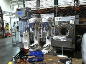 FIRE  SALE  Dry Cleaning Equipment Distributor