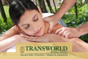 A Beautiful Beach Resort Massage Center