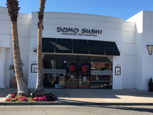 The Art of Sushi at Domo El Paseo