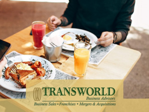 Amazing Established Breakfast and Lunch Restaurant