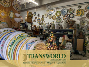 Homemade Italian Ceramics and Glass Importer